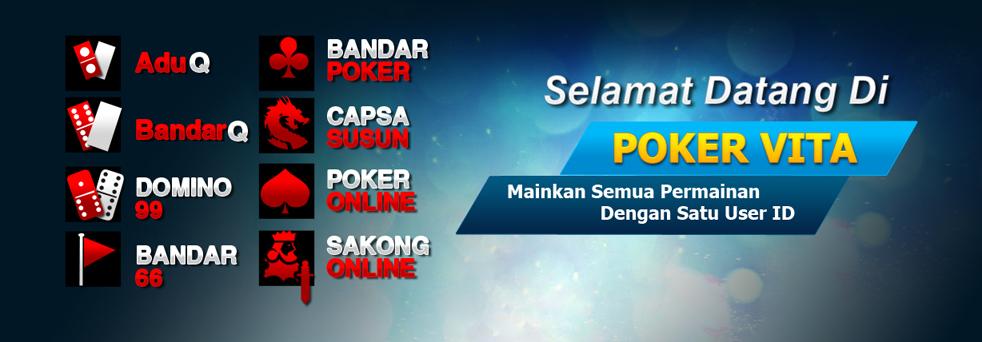 Agen Poker Online Terpercaya No.1 Di Indonesia